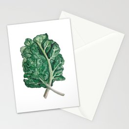 Kale Yeah! Stationery Cards