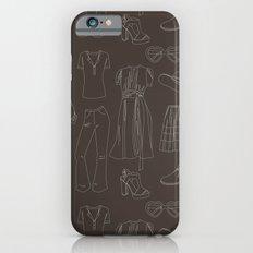 a closet full of clothes Slim Case iPhone 6s