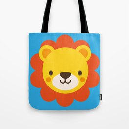 Lenny the Lion Tote Bag