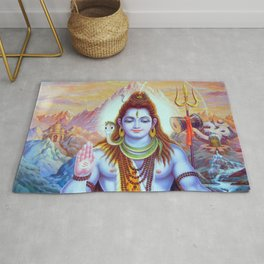 Shiva Rug