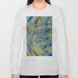 Waterfront Petals Long Sleeve T-shirt