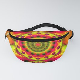 Psychedelic Visions G144 Fanny Pack