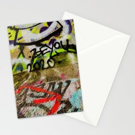 """20/20 Vision"" Stationery Cards"