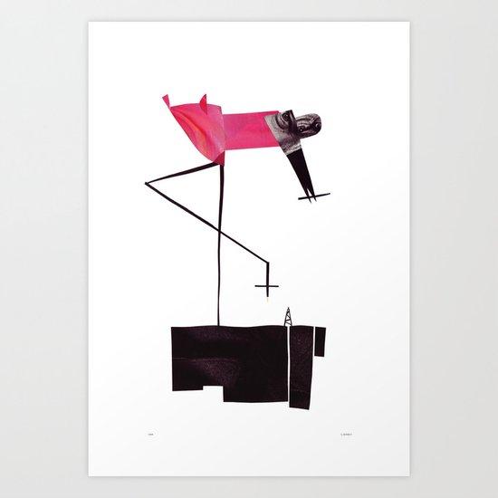 Codicia Art Print