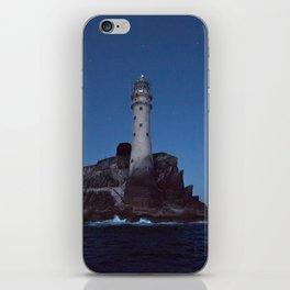 (RR 293) Fastnet Rock Lighthouse - Ireland iPhone Skin