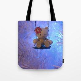 Beargguy Christmas. Tote Bag