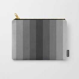 Grey Gradient Carry-All Pouch