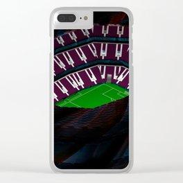 The Ucheagwu Clear iPhone Case