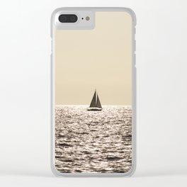 Puerto Vallarta Clear iPhone Case