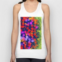 eggs Tank Tops featuring Eggs by Marven RELOADED