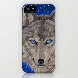 Kindred Sky iPhone Case