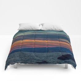 Sunset Comforters