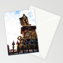 Sunset on History Stationery Cards