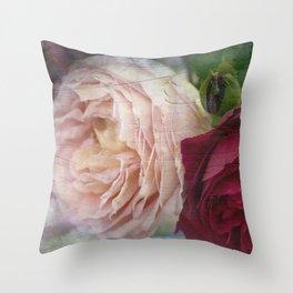 Ageing Gracefully Throw Pillow