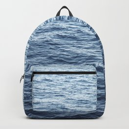 Calm Deep Ocean Backpack