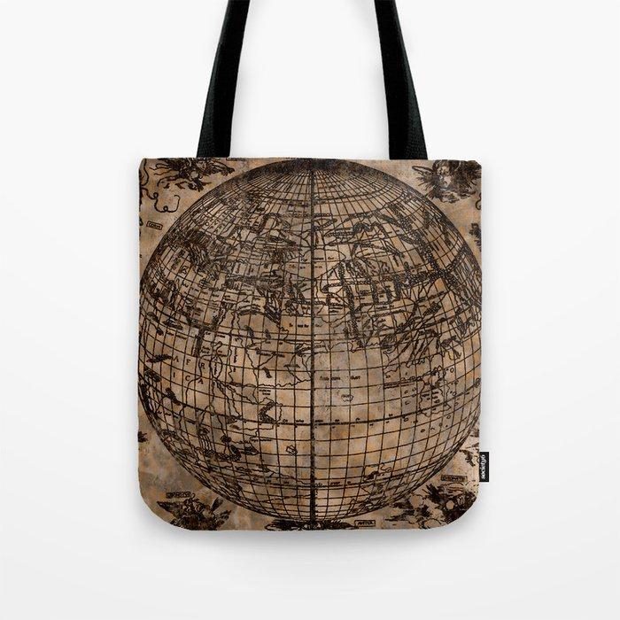 Vintage Old World Map Design Tote Bag by onlinegifts on wwii map bag, travel bag, german map bag, korean map bag, military map bag, poster bag, russian map bag, italian map bag, vintage compass, world map bag, leather map bag,
