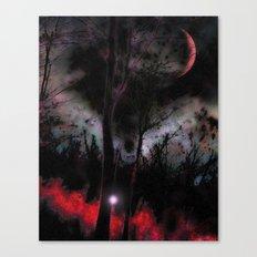 Elfenfeuer Canvas Print