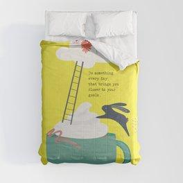 My Goals 3 Comforters