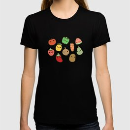 Cute fruit and veg T-shirt