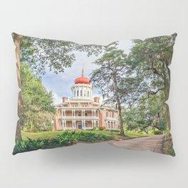 Octagon House - Longwood in Natchez Pillow Sham