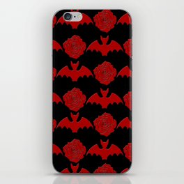 Roses For The Vampyr iPhone Skin