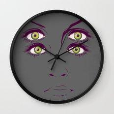 K. Wall Clock