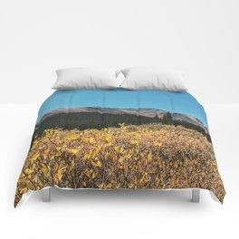 Fall Mountain Comforters