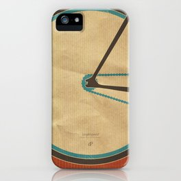 Singlespeed iPhone Case