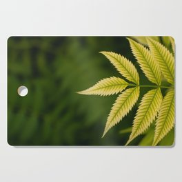 Plant Patterns - Leafy Greens Cutting Board