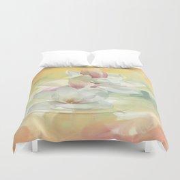 Magnolienblüten Duvet Cover