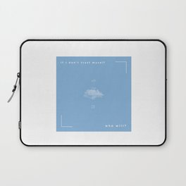 I Trust Laptop Sleeve