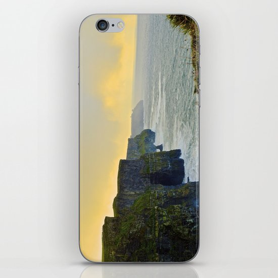 Cliffs of Moher Morning iPhone & iPod Skin