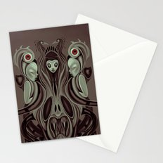 The Hell's Gate Stationery Cards