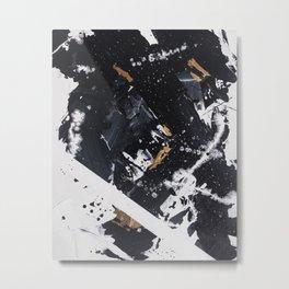 Hurricane Flo Metal Print