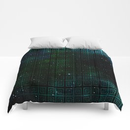 The Universe Squared Comforters