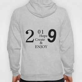 2019 happy new year party Hoody