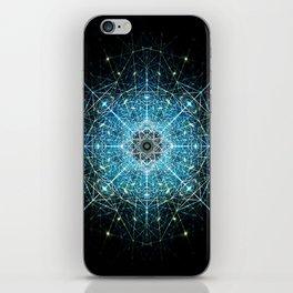 Dimensional Tensegrity iPhone Skin