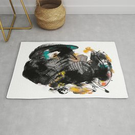 Alien (Xenomorph) Fan Art Rug