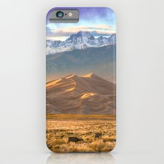 Deer and the Dunes iPhone 6s Slim Case