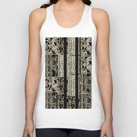 data Tank Tops featuring DATA by lucborell