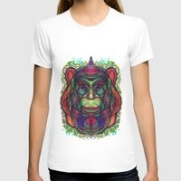 psychedelic T-shirts featuring Psychedelic by Milena Taranu