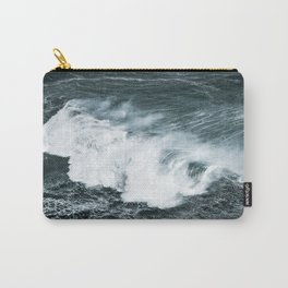Waves / Portugal Carry-All Pouch