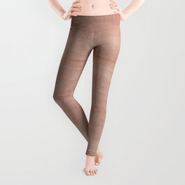 Sherwin Williams Canyon Clay Dry Brush Strokes - Texture Leggings