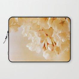 Pastel Blossoms Laptop Sleeve