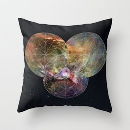 Orion's magic Throw Pillow