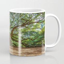 Angel Oak - Ancient Tree on Johns Island South Carolina Coffee Mug