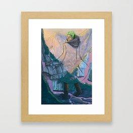 Altais Framed Art Print