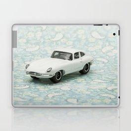 Vintage 1961 Jaguar Type E Matchbox Laptop & iPad Skin