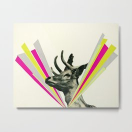 Did I Startle You, Dear? Metal Print