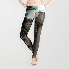 Palace Fine Arts Pillars And Urn Leggings